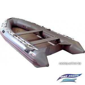 Моторно-гребная лодка Мнев и К Фаворит F-450