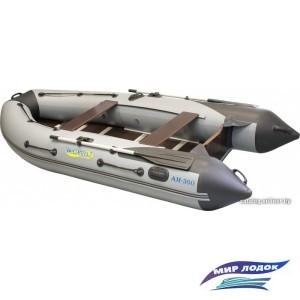 Моторно-гребная лодка Адмирал 360S
