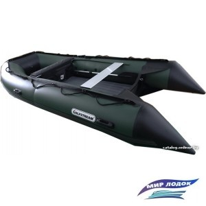 Моторно-гребная лодка Golfstream Master MS385