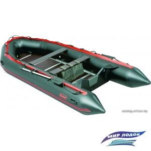 Моторно-гребная лодка Korsar Komandor KMD 470 PRO