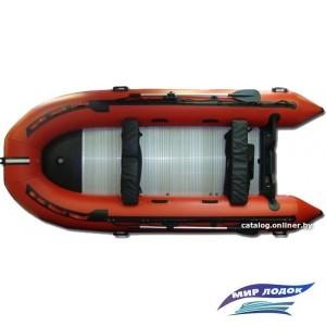 Моторно-гребная лодка Sun Marine SA-420
