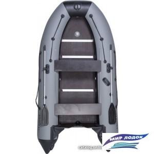 Моторно-гребная лодка Адмирал 330 Comfort