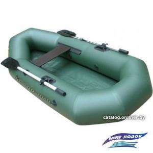 Гребная лодка Leader Компакт 220