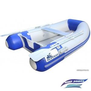 Моторно-гребная лодка Мореман 220