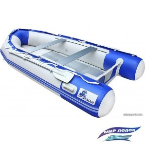 Моторно-гребная лодка Мореман 360
