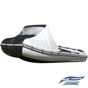 Моторно-гребная лодка Golfstream Патриот AP330