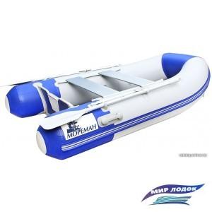 Моторно-гребная лодка Мореман 240