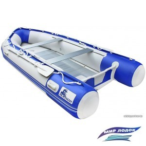Моторно-гребная лодка Мореман 390