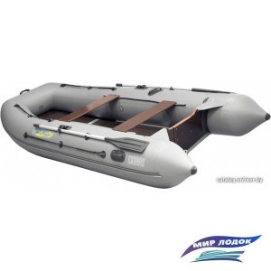 Моторно-гребная лодка Адмирал 350