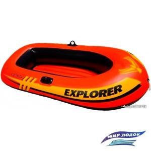 Гребная лодка Intex Explorer 100 (58329)