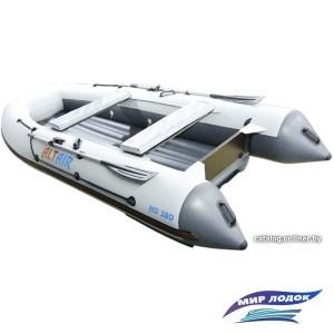 Моторно-гребная лодка Altair HD 380 НДНД