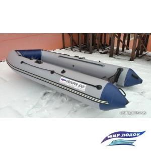 Моторно-гребная лодка Групер 330S