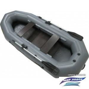 Моторно-гребная лодка Leader Компакт 280