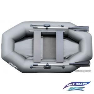Гребная лодка FORT boat 260 (серый)
