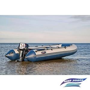 Моторно-гребная лодка Групер 340