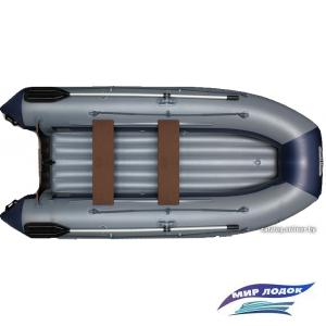 Моторно-гребная лодка Флагман 330 U