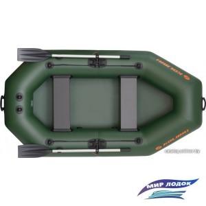 Моторно-гребная лодка Kolibri K-240Т (без настила)