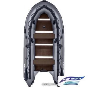 Моторно-гребная лодка Apache 3500 СК (графит)