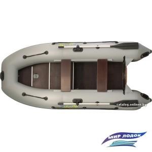 Моторно-гребная лодка Адмирал 305