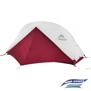 Кемпинговая палатка MSR Hubba NX (серый/красный)