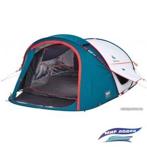 Кемпинговая палатка Quechua 2 Seconds 2 XL Fresh&Black