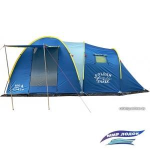 Кемпинговая палатка GOLDEN SHARK Berg Mosquito 4