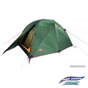 Треккинговая палатка AlexikA Karok 2 (зеленый)