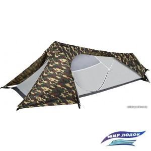 Треккинговая палатка RedFox Sniper Fox (зеленый)