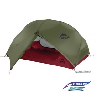 Кемпинговая палатка MSR Hubba Hubba NX (зеленый)