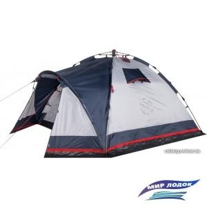 Кемпинговая палатка FHM Alcor 3 (синий/серый)