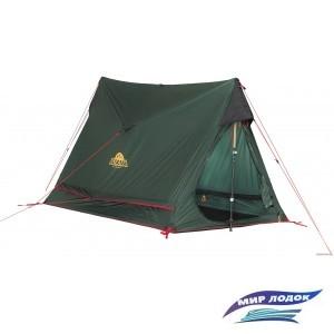 Треккинговая палатка AlexikA Solo 2 (зеленый)