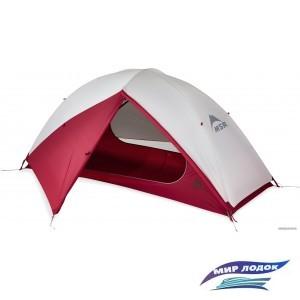 Треккинговая палатка MSR Zoic 1 (серый/красный)