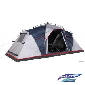 Кемпинговая палатка FHM Antares 4 (серый/синий)