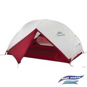 Кемпинговая палатка MSR Hubba Hubba NX (серый/красный)
