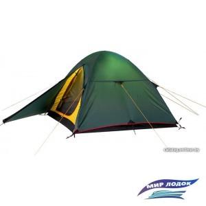 Треккинговая палатка AlexikA Scout 3 (зеленый)