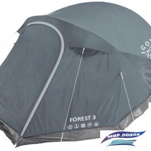 Треккинговая палатка GOLDEN SHARK Forest 3