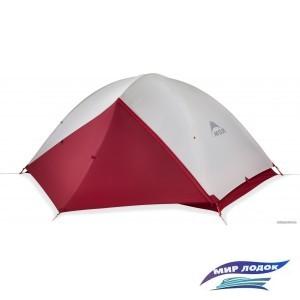 Треккинговая палатка MSR Zoic 2 (серый/красный)