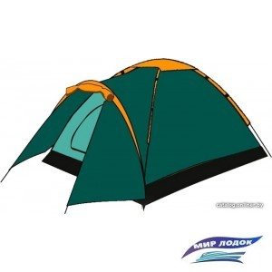 Кемпинговая палатка Totem Summer 3 Plus (V2)