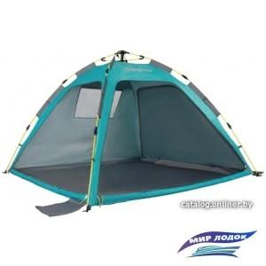 Кемпинговая палатка KingCamp Aosta 4082 (бирюзовый)