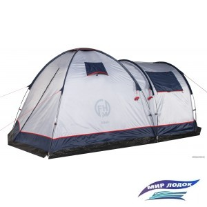 Кемпинговая палатка FHM Altair 3 (серый/синий)