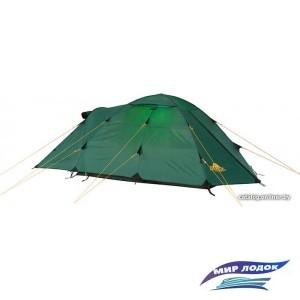 Треккинговая палатка AlexikA Nakra 3 (зеленый)