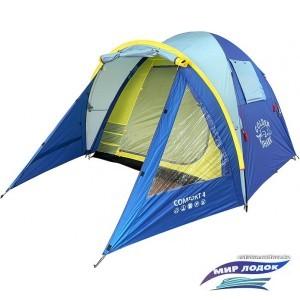 Кемпинговая палатка GOLDEN SHARK Comfort 4