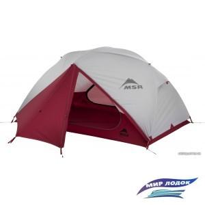 Кемпинговая палатка MSR Elixir 2 (серый/красный)