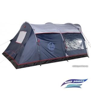 Кемпинговая палатка FHM Libra 4 (серый/синий)