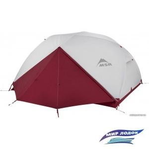 Кемпинговая палатка MSR Elixir 3 (серый/красный)