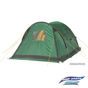 Кемпинговая палатка AlexikA Grand Tower 4 (зеленый)