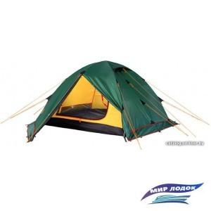 Треккинговая палатка AlexikA Rondo 3 Plus (зеленый)