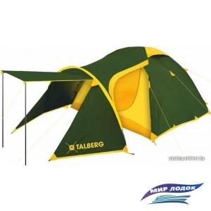 Треккинговая палатка Talberg Atol 3 Alu