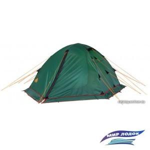 Треккинговая палатка AlexikA Rondo 4 Plus (зеленый)
