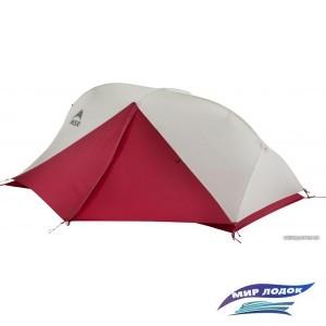 Треккинговая палатка MSR FreeLite 2 (серый/красный)